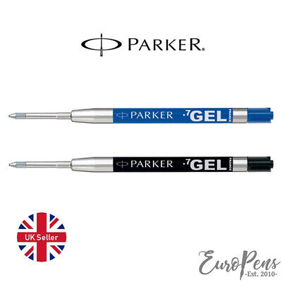 Parker Quink GEL Ballpoint Refill - Choose colour & discounted quantities