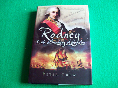 Rodney & The Breaking of the Line : Peter Trew: NEW Hardcover