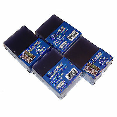 100 TOPLOADERS Ultra Pro NEW Top Loader Card Storage