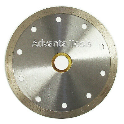 "5"" Standard Wet Cutting Continuous Rim Tile Diamond Saw Blade"