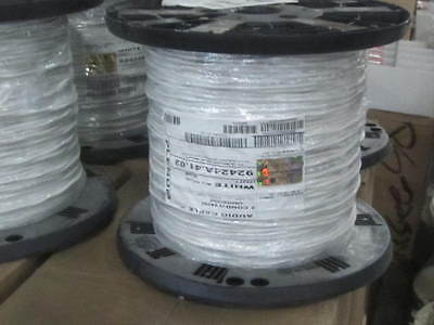 Liberty WIre 16//4 CMP Plenum Cable White  1000ft Commercial
