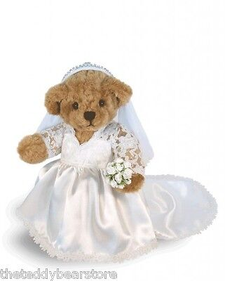 2011 ROYAL WEDDING TEDDY BEAR KATE Catherine Middleton LIMITED STOCK ONLY *NEW*