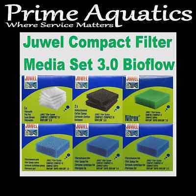 Juwel Compact Filter Set 3.0 Bio Flow Genuine Juwel Products