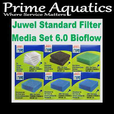 Juwel Standard Filter Set 6.0 Bioflow Geniune Juwel Products