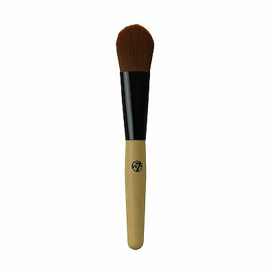 Foundation Brush Powder Blush Cosmetic W7 Make Up Face Professional Large