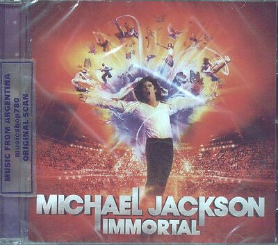Michael Jackson Immortal Cd Greatest Hits Best Sealed New 2011