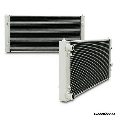 Alloy Front Mount Intercooler Fmic Core Kit For Vw Golf Mk7 2.0 R Gti Gtd Tsi