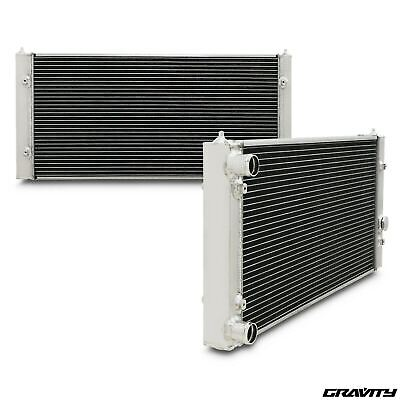 "Aluminium 2.25"" Turbo Custom Diy Boost Kit Car Front Mount Intercooler Fmic Core"