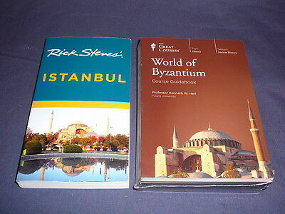 Teaching Co Great Courses CDs             WORLD OF BYZANTIUM     new + BONUS