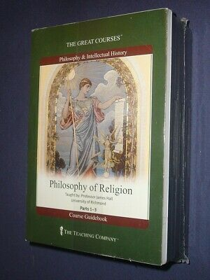 Teaching Co Great Courses CDs           PHILOSOPHY OF RELIGION    newest release