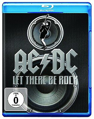 AC/DC - Let There Be Rock (1979) [Blu-ray] OVP