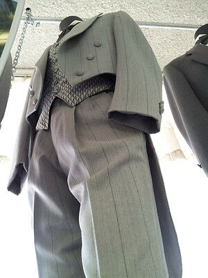 Men's Grey Tuxedos