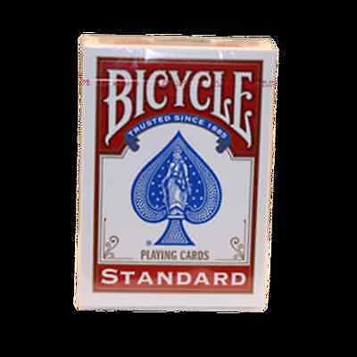 1 New RED Deck Bicycle 808 Poker Playing Cards Rider Back