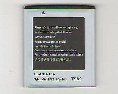 Lot 2 New Battery For Samsung T989 Galaxy S 2 S2 T-Mobile