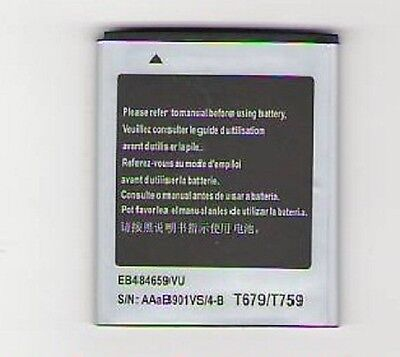 Lot 10 New Battery For Samsung T759 R730 Transfix Cricket D600 Conquer 4G Sprint