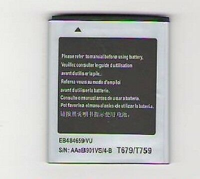 Lot 3 New Battery For Samsung T759 R730 Transfix Cricket D600 Conquer 4G Sprint