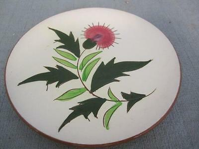 B3 Stangl Thistle Bread & Butter Plate