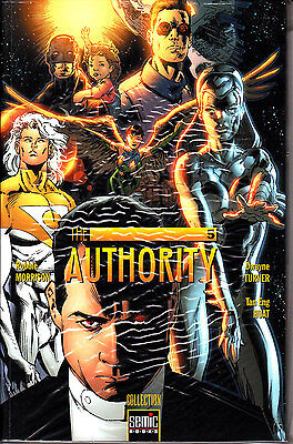 The Authority   Volume  5    Semic Books  Editions Semic