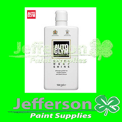 AUTOGLYM ULTRA DEEP SHINE- 500ml POLISH WAX