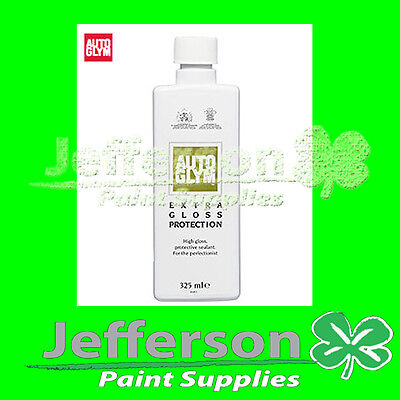 AUTOGLYM EXTRA GLOSS PROTECTION-325ml POLISH WAX DETAILING