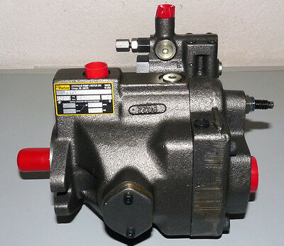New Parker Pvp1630R2Mv12 Variable Volume Piston Pump 3000 Psi Remote Pressure