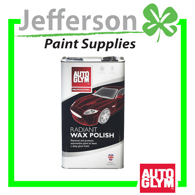 Autoglym RADIANT WAX POLISH 5L