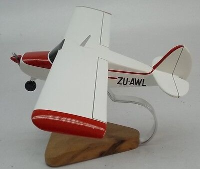 PA-22 Tri-Pacer Piper Colt Pacer PA22 Airplane Wood Model Small