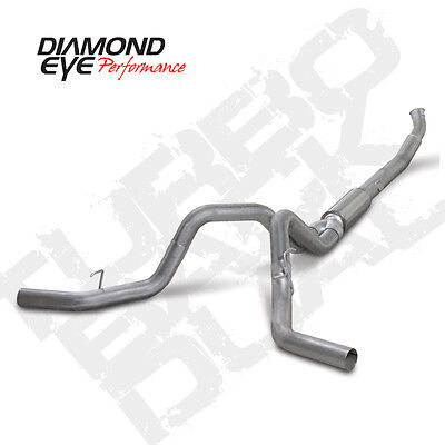 """Diamond Eye 221004 4/"""" Tailpipe 1St Section Aluminized For 94-Early 07 Dodge"""
