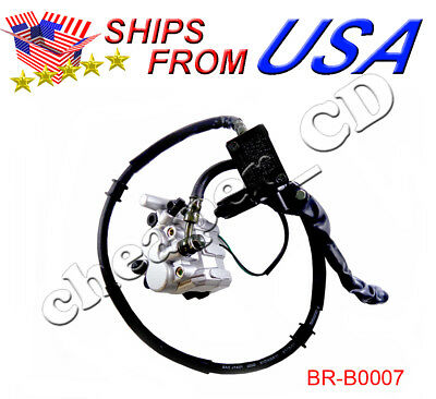 Scooter Front Hydraulic Master Cylinder Brake 50 to 150cc Right Moped taotao