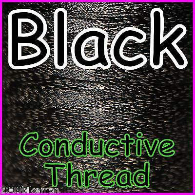 Conductive Thread KIT- Needle, Instructions on how to make conductive gloves @@@