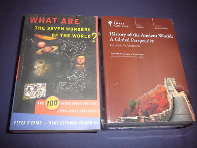 Teaching Co Great Courses CDs :       HISTORY of the ANCIENT WORLD   new + BONUS