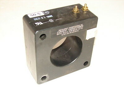 Instrument Transformers Inc 80025-107-01 Current Transformer ***xlnt**