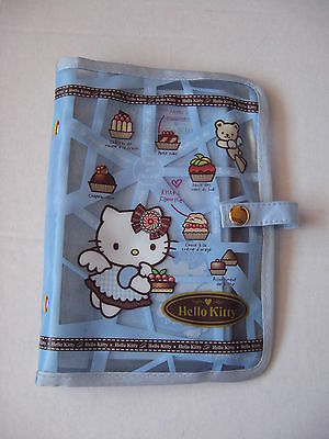 Sanrio Hello Kitty Organizer Chocolat  Blue Collectible Vintage 1976, 2003 New