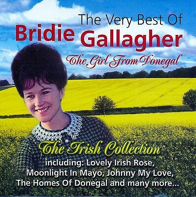 Bridie Gallagher The Irish Collection The Very Best of CD