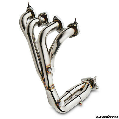 4-2-1 Stainless Steel Race Exhaust Manifold For Peugeot 206 1.4 1.6 8V 98-10