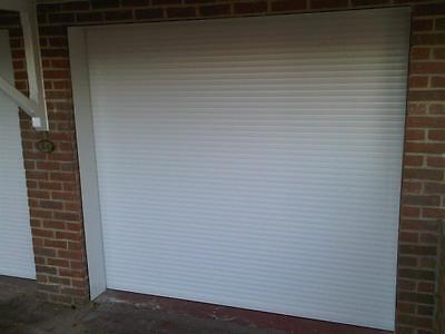 Electric Remote Control Roller Garage Door up to 2285mm (7ft 6inch) x 2135mm(7ft