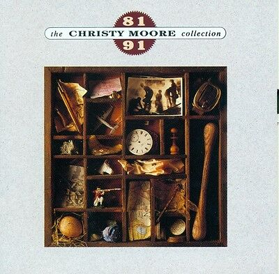 Christy Moore - The Christy Moore Collection CD 81-91