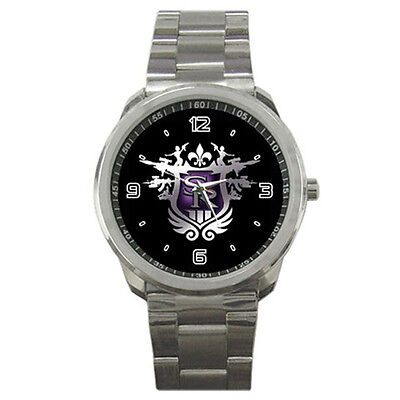 New Saints Row The Third Logo PC Xbox PS3 Game Sport Metal Watch