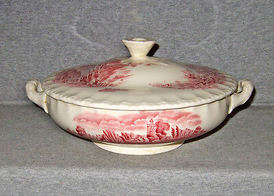 Grindley Meadow Brook Covered Casserole~exc.cond.