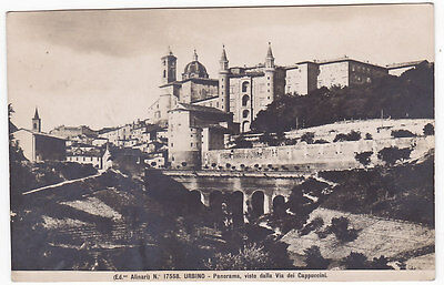 Urbino - Panorama Visto Dalla Via Dei Cappuccini - F.to P. -34875-