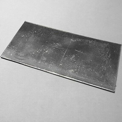 lead weight for slotcar 100 x 50 x 1mm 66grams slot car 1:32 1:24