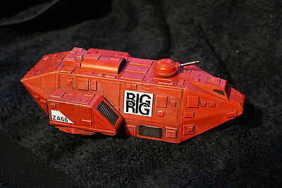 MT28 Dirtside Super heavy transport ship 6mm 1/300 scale resin vehicle