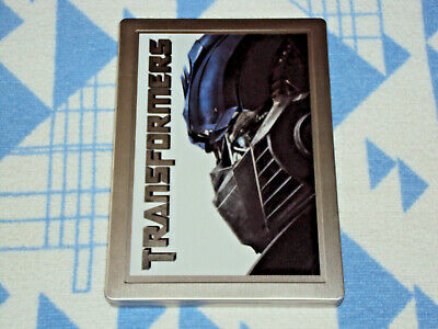 Transformers (2 Discs, limited Steelbook Edition) DVD
