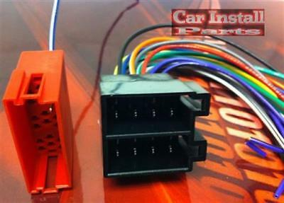 Chrysler Dodge Premium Integration Radio Wire Harness Canbus