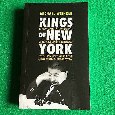 The Kings of New York: Michael Weinreb: NEW Sport Biography Paperback