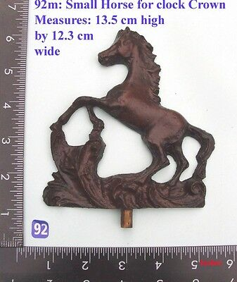 "92M ""Small Horse"" clock case / furniture DIY"