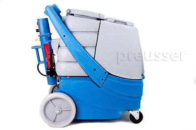 Most Powerful Portable Heated Extractor EDIC Carpet Cleaning Package truckmount