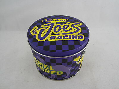 1994 Smokin' Joe's Racing Camel Cigarettes Tin with 10 Boxes of Wooden Matches