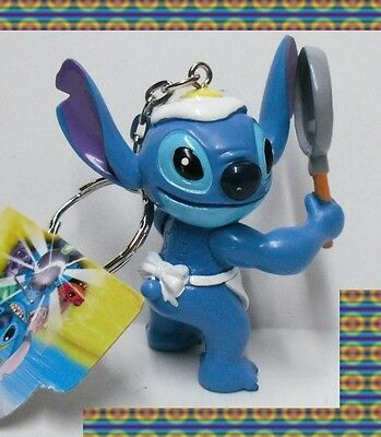Disney Lilo and Stitch Cosplay Keychain Cooking Mama 0212A