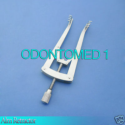 ALM Retractor 2 3/4 Surgical Veterinary ENT Inst
